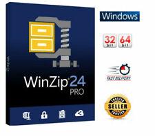 WinZip 24 PRO - 1 PC - for WINDOWS / Lifetime