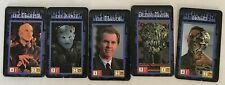 Buffy The Vampire Slayer 2000 5 Evil Villain Pawns 2 Stand Replacement Game Part