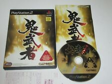 Onimusha - Japan Import - Playstation 2 PS2