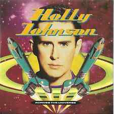 HOLLY JOHNSON - ACROSS THE UNIVERSE 1991 UK CARD SLEEVE CD SINGLE MCA MCSTD 1513