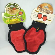Back in stock!│Popular!│Premium Pet Dog Cat Grooming Glove│Bathing│Hair Remover│