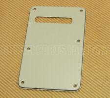 005-4029-000 Genuine Fender 3-ply Mint Standard Back Plate Stratocaster/Strat