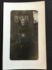 Vintage Postcard - RP Anonymous Women - #199