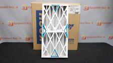 """Koch Multi Pleat Xl 102-700-023 12""""X24""""X4"""" Air Filter Pleated Panel Lot of 12"""