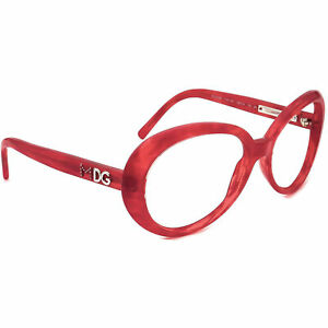 Dolce & Gabbana Sunglasses Frame Only DG 4096 1551 Madonna Burgundy Italy 58mm
