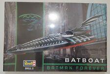 Revell Batboat Batman Forever Sealed 1/25 Scale R17997