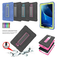 Hard Rugged Shockproof Bumper Case Cover for Samsung Galaxy Tab A 10.1 T580 T585