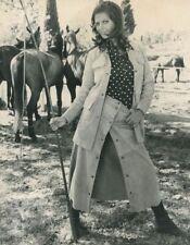 CLAUDIA CARDINALE 1960s VINTAGE PHOTO ORIGINAL #6