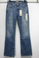 LEVI'S WOMEN'S (6 M) NWT 529 CURVY BOOT CUT LIGHT BLUE STRETCH JEANS W30 L33 NEW