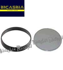 1141 GHIERA NERA NERO E PLASTICA CONTACHILOMETRI VESPA PK XL 50 125