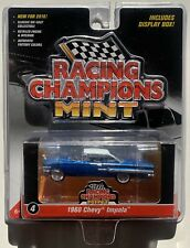 Racing Champions Mint 1960 Chevy Impala Chevrolet Blue Diecast 2016 NEW