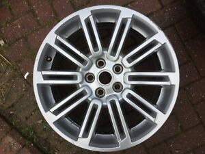 "LAND ROVER DISCOVERY 4 HSE 20"" ALLOY WHEEL AM8H22-1007-BA 8.5Jx20 IS53 GENUINE"