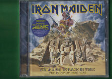 IRON MAIDEN - SOMEWHERE BACK IN TIME THE BEST OF 1980-1989 CD NUOVO SIGILLATO