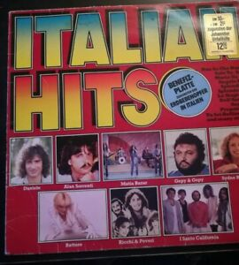 ITALIAN HITS  *ANNO1981  -DISCO VINILE 33 GIRI* N.167