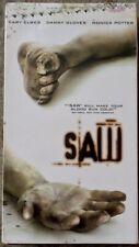 """Saw"" VHS Horror Gore Suspense"