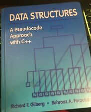 Data Structures : A Pseudocode Approach with C++ by Behrouz A. Forouzan and...