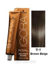 Schwarzkopf Igora Royal High Power Browns Hair Color 2.1oz [Select Color]