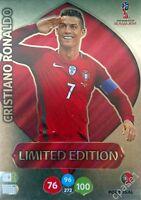 Panini World Cup 2018 Russia Cristiano Ronaldo Portugal Limited Edition – FIFA