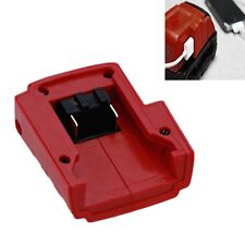 Red USB Charger DC 12V Adapter for Milwaukee 49-24-2371 M18 Battery Power Source