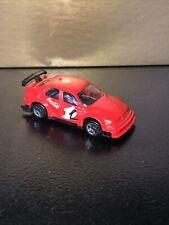ALFA ROMEO 155 (RED) 1/64 SCALE DIECAST MODEL CAR - COCA COLA - MB - **LOOSE**