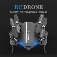 Nano 8807W Foldable RC Drone with Wifi FPV Camera 2.4G RC Quadcopter Kids Toy
