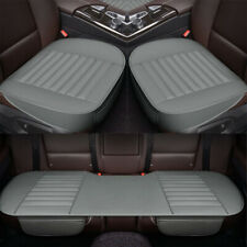 Car Seat Protection Single Seat PU Leather Car Seat Cover For Most Four-Door SUV
