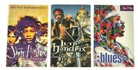 JIMI HENDRIX CASSETTE TAPE LOT OF 3 ARE YOU EXPERIENCE=SOUTH SATURN DELTA=BLUES