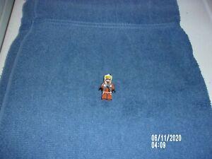LEGO STAR WARS Minifigure X-WING PILOT TEMMIN 'SNAP' Wexley