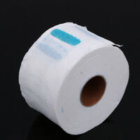 1 Roll Neck Ruffle Roll Paper Hair Cutting Salon Disposable Hairdressing Collar
