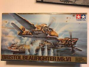 1/48 Tamiya Bristol Beaufighter MkVI