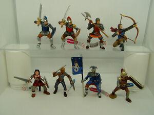 Kreuzritter Welt der Ritter Schwert Kelte Gladiator Römer AUSSUCHEN Bullyland