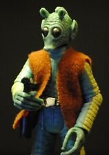Star Wars ANH VOTC Greedo Mos Eisley Cantina Bounty Hunter Figure Vintage Retro