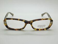 a235d2a1b3 NEW Authentic COACH HC 6005 Marjorie 5047 Spotty Tortoise 51mm RX Eyeglasses