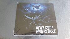 Never Settle - Writer's Block CD   oz hip hop