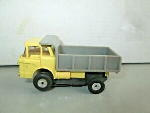 Vintage Aurora Thunderjet Mack Dump Truck w/TJET Chassis HO Slot Car