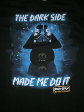 ANGRYBIRDS STAR WARS THE DARK SIDE MADE ME DO IT FIFTH SUN