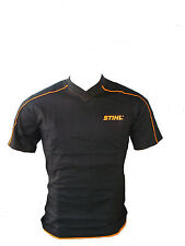Stihl T-Shirt mit V-Ausschnitt Motorsäge-V-Shirt Größe S, M, L, XL, XXL