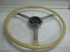 1937 Buick Ivory Steering Wheel Recast