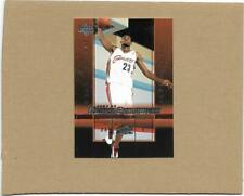 Lebron James Rookie Exclusives card # 1