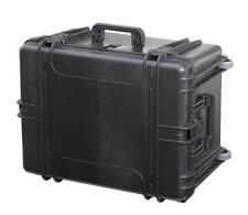 MAX620H340 - Equipment Case wasserdicht, schwarz, 620x460x340mm