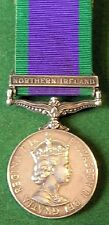 EIIR GENERAL SERVICE MEDAL,NORTHERN IRELAND,ABLE SEAMAN WILSON, ROYAL NAVY