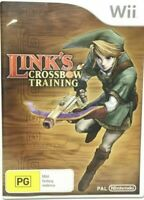 Wii Link's Crossbow Training Inc Manual