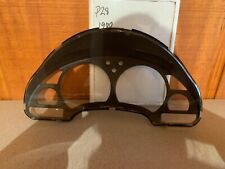 Used 1998 Saturn SC2; Cluster Front Cover # P28