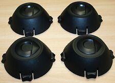Genuine Smart Fortwo Center Hub Caps for Steel Wheel Rims W453