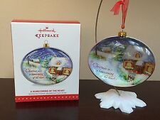 2015 Hallmark Ornament  A HOMECOMING OF THE HEART