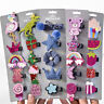 Kids Toddler Girls Hair Clips Pins Bowknot Cartoon Animal Barrette Hairpin 5PCS