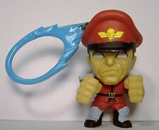 STREET FIGHTER M BISON BACKPACK HANGER SUPER DEFORMED VINYL FIGURE CAPCOM