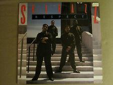 """SHABAZZ RESPECT 12"""" ORIG '89 RCA HIP HOP RANDOM RAP OLD SCHOOL GOLDEN ERA MINT-"""