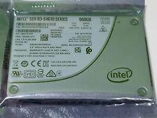 """INTEL SSD DC S4610 960GB 2.5"""" SATA 6Gb/s 3D2 TLC Single Pack"""