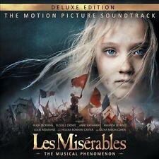 Les Miserables (Original Soundtrack) [New CD] Deluxe Edition